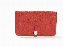 Hermès, Dogon GM Wallet, France, c. 2000