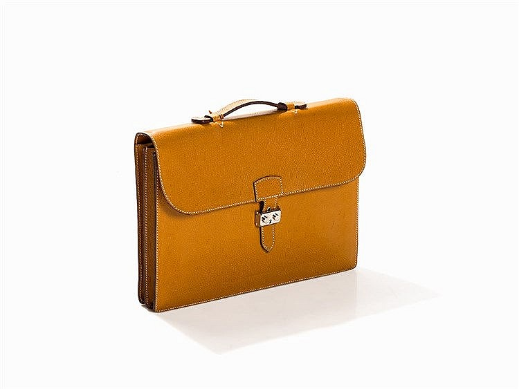 Tom Reimer, Briefcase with 3 Compartments, Germany, c. 2000