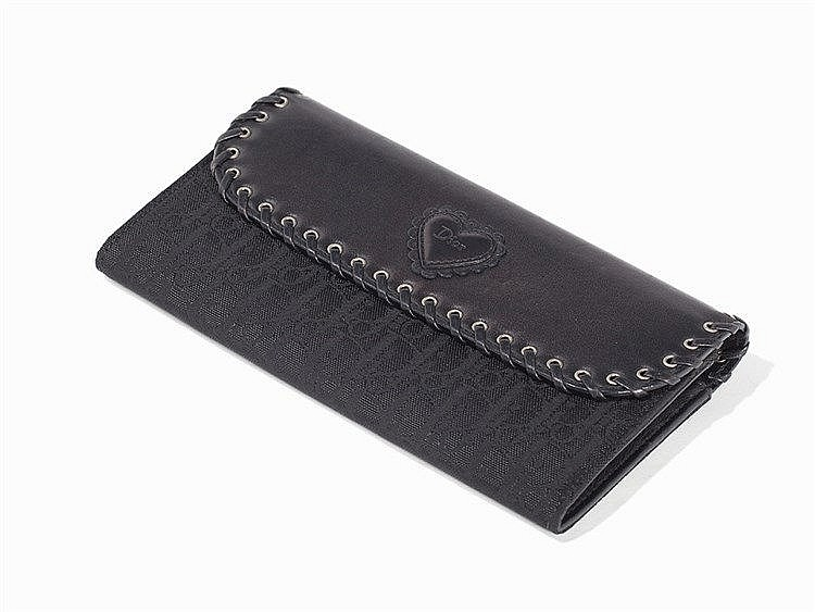 Christian Dior, Wallet 'Ethnic', Italy, c. 2002