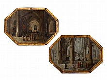 Peeter I Neeffs (1578-1656/61),