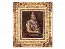 Martin de Vos (1532-1603) - circle of, 'Allegory of Abundance'