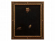 Tintoretto, Circle of, Portrait of a 'Iuris Consultus', c. 1600