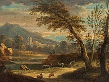 Giacomo van Lint (1723-1790), attributed to,