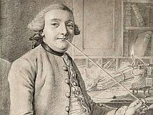 Georg David Matthieu, Pencil Drawing, Secretary Lüders, 1767