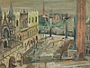 Paul Kuhfuss, Markusplatz Venedig, Watercolor, 1929, Paul Kuhfuß, €1,800