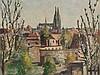 Oskar Laske, Braunschweig, Oil, circa 1900, Oskar (1874) Laske, €2,400