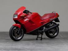 Ducati 750 Paso, Model Year 1987