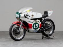 Yamaha TZ 250 C GP, Ex-Alfio Micheli, Model Year 1976