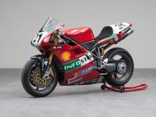 Ducati 996 SPS, Model Year 2002