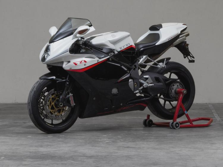 MV Agusta F4 1078RR 312, Model Year 2009
