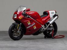 Ducati 851 SP3, Model Year 1991