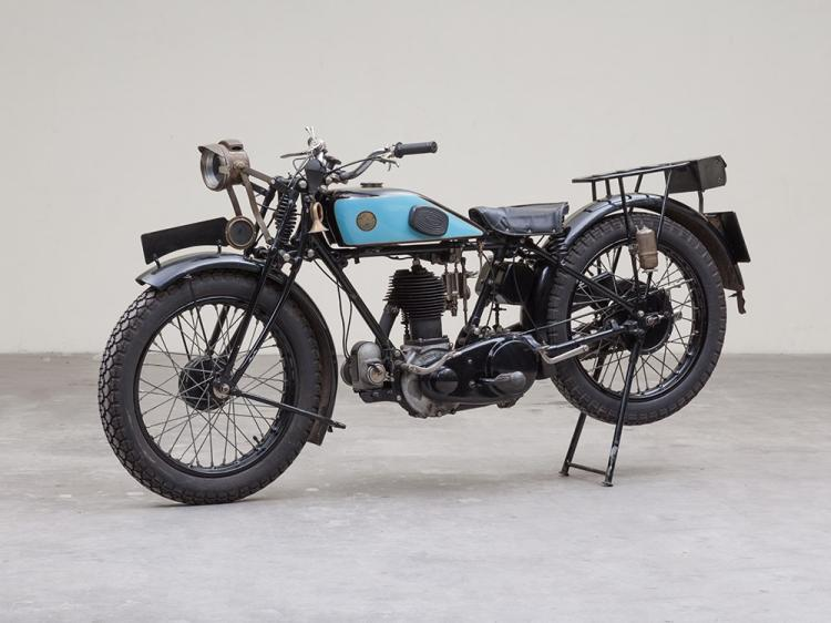 Triumph 500cc Model N, year of manufacture c. 1929