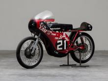 Aermacchi-Harley Davidson Ala d'Oro 125 GP, Model Year 1968