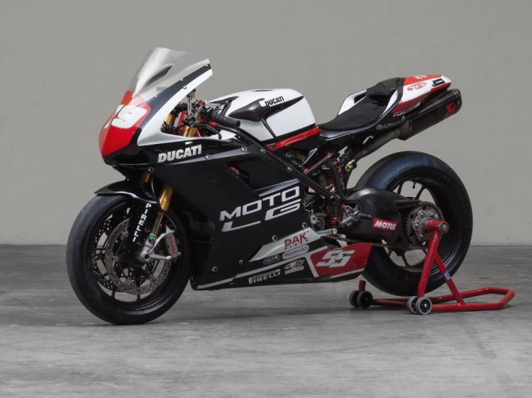 Ducati 1098RS, Formerly Tomas Svitok, Superbike WC 2011/12