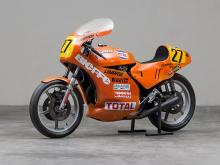 Laverda 500 Formula, Ex-Paolo Ferretti, Model Year 1978