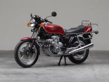 Honda CBX 1000 Super Sport, Model Year 1980