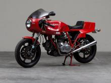 DUCATI 900 MHR, Model Year 1982