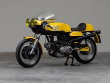 DUCATI 750 Sport Special Endurance, Model Year 1971
