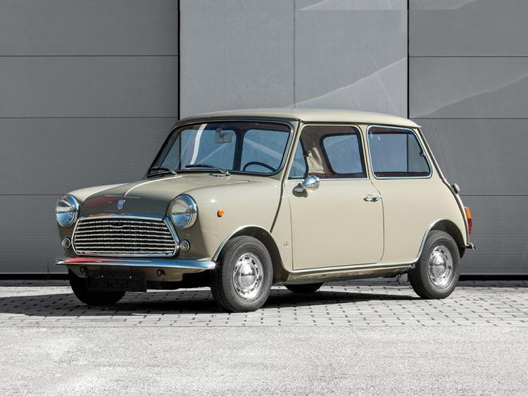 Morris Mini 1000 , Model Year 1970