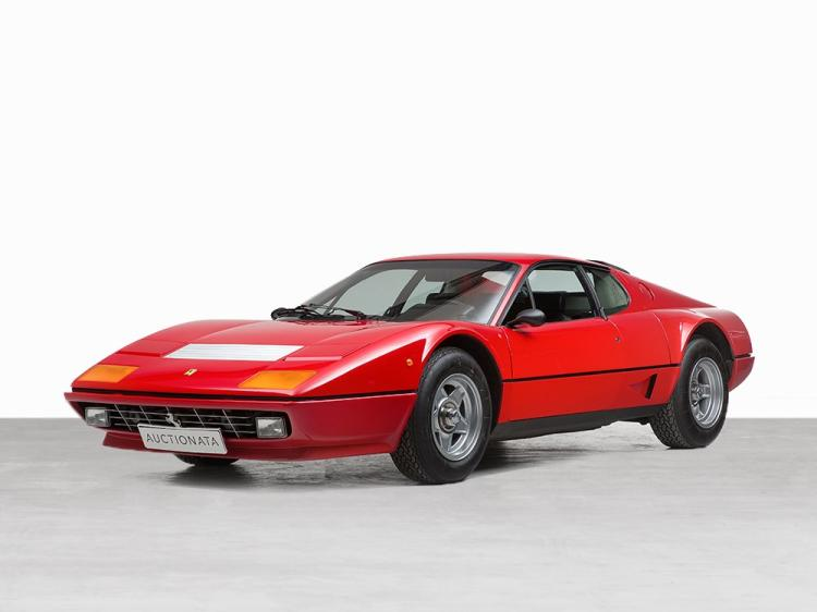 Ferrari 512 BB, V12 Sports Car Icon, Model Year 1980