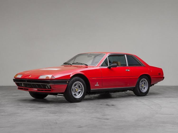 Ferrari 400 Automatic i, Model Year 1979