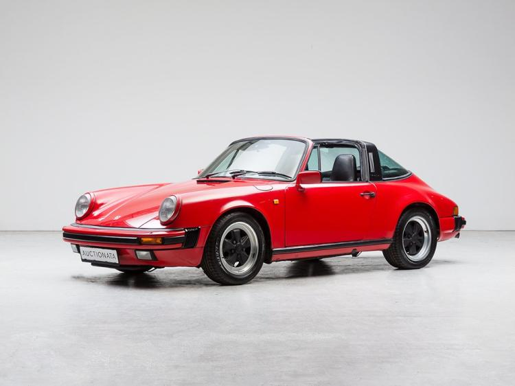 Porsche 911 Targa, Model Year 1972