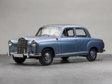 Mercedes-Benz 180D (W120), Model Year between 1953 and 1959