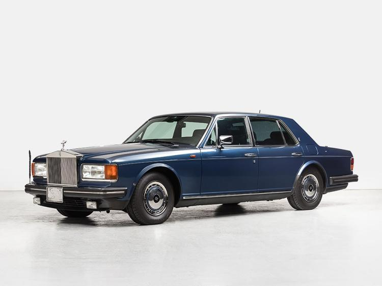 Rolls Royce Silver Spirit 2, Model Year 1992