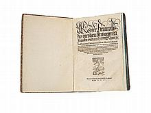 John Stumpf, First Edition of the Chronicle of Henry IV, 1556