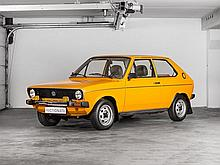 VW Polo I, L Equipment, Model Year 1976