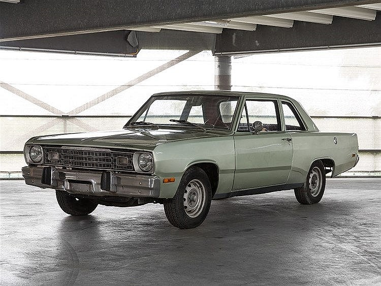 Plymouth Valiant 100, Model Year 1969