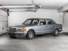 Mercedes Benz, AMG 500 SE, Typ 126, Model Year 1981