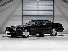 Jaguar XJRS 6.0 V12, Model Year 1990