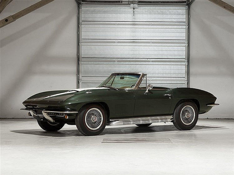 Chevrolet Corvette C2, Model Year 1967