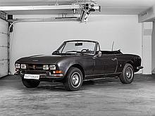 Peugeot 504 (1. Serie) Cabriolet, Model Number 1973