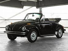 VW Beetle 1303 LS Cabriolet, Model Year 1979