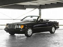 Mercedes-Benz 300e W124 Cabriolet, Model Year 1993