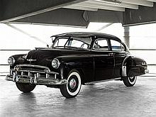 Chevrolet Fleetline De Luxe, Model Year 1949