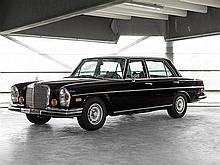 Mercedes-Benz W108 280 SEL, Model Year 1972