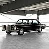 Mercedes-Benz W108 280 SEL, Model Year 1972