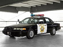 Ford Crown Victoria P71, Movie Car, USA 1992