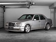 Mercedes-Benz E-Klasse 500, Model Year 1995