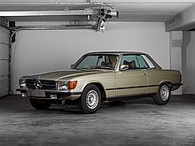 Mercedes-Benz 280 SLC (Type: C107), Model Year 1977
