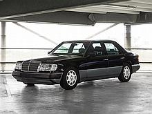 Mercedes-Benz 400SEL W124, New Model 1993
