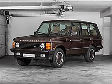 Land Rover, Range Rover 3,9 SEi Vogue, Model Year 1989