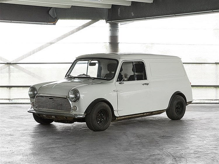 Leyland MINI Minivan, Model Year 1980