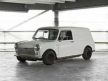 Leyland MINI Minivan, Model Year 1980