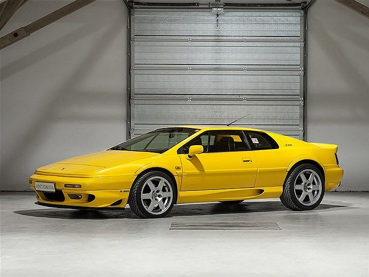 Lotus (GB) Esprit V8 GT, Model Year, 1999