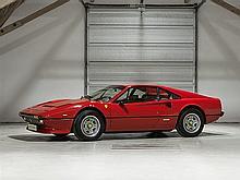 Ferrari, 308 GTBi Quattrovalvole, Model Year 1984