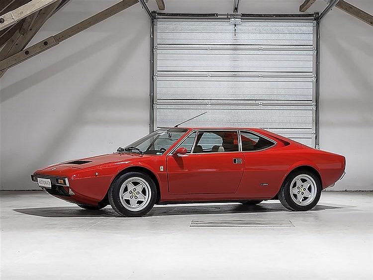 Ferrari Dino 308 GT4, Model Year 1975